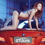 Chân dài xinh đẹp, quyến rũ cùng BMW M1 coupe