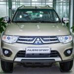 Mitsubishi Pajero Sport giá 704 triệu rẻ nhất SUV 7 chỗ Việt Nam