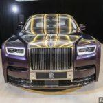 Phát thèm giá rất rẻ của Rolls-Royce Phantom 2018 ở Malaysia