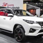 Toyota Fortuner TRD giá chỉ từ 755 triệu đồng