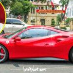 Video điểm danh những siêu xe mua và mượn của Tuấn Hưng
