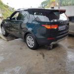 Đại gia Lạng Sơn mua xe hot Land rover Discovery 2017 đầu tiên