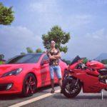 Tùng Giang, dân chơi phố núi sở hữu nhiều siêu xe mô tô khủng