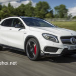 Siêu phẩm Mercedes GLA 45 AMG 2018 về Việt Nam có gì ?