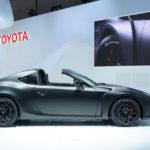 Ngắm xe Toyota GR HV Sports bản mui trần mới của Toyota Gt86