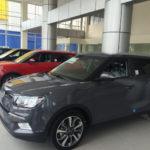 Daehan Motors nhà phân phối xe SsangYong mới ở Việt Nam