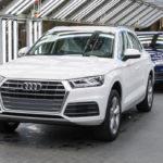 Audi hoành tráng với nhiều mẫu xe tại VIMS 2017