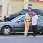 Top 10 lỗi mà xe ô tô thường bị phạt ở Việt Nam 2017