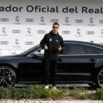 Ronaldo đã giàu lại được tặng thêm siêu sedan Audi RS7 Sportback