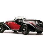 Siêu phẩm Alfa Romeo 6C 2500 SS Spider 1942 giá hơn 22 tỷ đồng