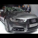 Xe sedan được mong chờ nhất Audi A6 thế hệ mới lộ ảnh đủ
