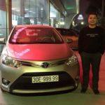 Đại gia Phú Thọ mua lại xe Toyota Vios biển 30E-999.99