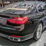 BMW bán xe chạy ở Thái Lan 9 tháng đầu năm 2017