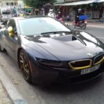 """BMW i8 """"trang điểm"""" nhẹ nhưng đẹp và nổi bật hơn hẳn"""