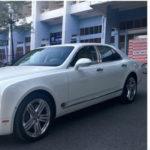 Bentley Mulsanne rao bán giá 5,7 tỷ ở Hà Nội mang biển nước ngoài ?