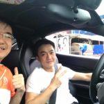 Cường đôla lái Ferrari 488GTB Độ Pô Arkapovic tăng tốc giữa Sài Gòn