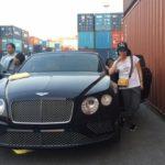 Nữ đại gia Việt mua Bentley mui trần 2017
