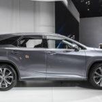 Đánh giá xe sang Lexus RX L 2018 có 7 chỗ ra mắt chính thức