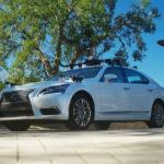Lexus sẽ ra mắt xe tự hành cấp độ 4 ?