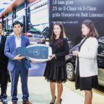 Bali Limousine Việt Nam mua liền lúc 25 xe E-Class và S-Class mới