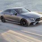 Chi tiết xe sang Mercedes-Benz CLS 2019