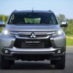 Tháng 11/2017 mẫu xe Mitsubishi Pajero Sport giảm giá 206 triệu đồng
