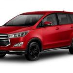 Xe Toyota Innova 2017 thêm 2 bản mới giá rẻ ở Việt Nam