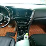 Có nên bọc sàn da xe Toyota Camry ?