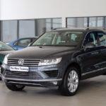 Volkswagen giảm giá nhiều mẫu xe tháng 11/2017