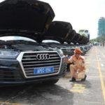 Tiêu chuẩn xe ô tô dành cho lãnh đạo Đảng, Nhà nước