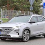 Xe chạy Hydro của Hyundai đã chạy thử trên đường