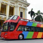 Xe bus 2 tầng được nhập về Việt Nam sẽ không được miễn thuế
