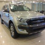 Xe bán tải Ford Ranger bán chạy nhất Ford Việt Nam tháng 10/2017