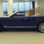 Ngắm siêu xe Bentley Mulsanne Grand mui trần giá 78 tỷ đồng