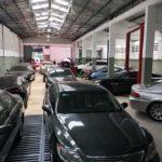 Choáng loạt siêu xe màu đen xuất hiện cùng lúc ở gara xe Thần Châu