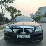 Mercedes S63 AMG sản xuất năm 2010 hiện bán lại chỉ 2 tỷ đồng