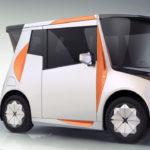 Chris Bangle thiết kế xe BMW điện siêu nhỏ