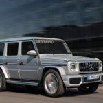 Choáng ngợp nội thất xe Mercedes G-Class 2019: Nâng tầm siêu sang