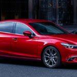 Xe Mazda 6 2018 nâng cấp sang trọng, tiện nghi hơn