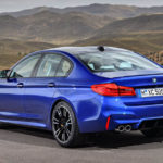 BMW M5 2018 hoàn toàn mới ra mắt với sức mạnh đáng nể