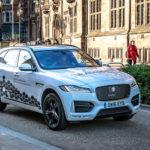 Jaguar Land Rover lần đầu chạy xe tự lái trên đường
