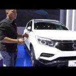 Đánh giá chi tiết xe SUV SsangYong G4 Rexton 2018