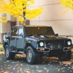 Siêu xe SUV Lamborghini LM002 cũ giá bán chục tỷ đồng