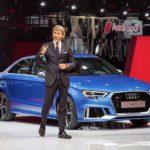 Audi thay đổi sếp mới mảng xe thể thao