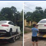Mercedes GLE 43 AMG coupe 2017 hàng hiếm về Thái Nguyên