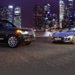 Dù giá đắt nhưng Jaguar Land Rover và Porsche chưa có phanh AEB cơ sở