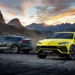 Ngắm siêu xe Lamborghini Urus mới ra mắt bằng xương bằng thịt