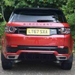 Discovery sport Dynamic SUV cỡ trung sang trọng và êm ái nhất thế giới