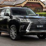 Giá xe sang Lexus LX570 lăn bánh ở Việt Nam là 8,8 tỷ đồng