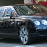 Ngắm xe siêu sang Bentley Flying spur bản 3 khoang cực khủng